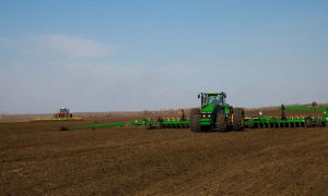 Роль лесной мелиорации и основной обработки почвы  в формировании урожая ярового ячменя