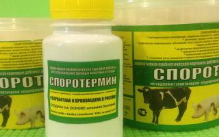 Влияние пробиотиков на рост бычков