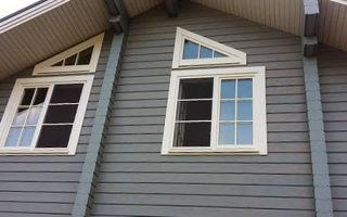 Пластиковые окна для дачного дома